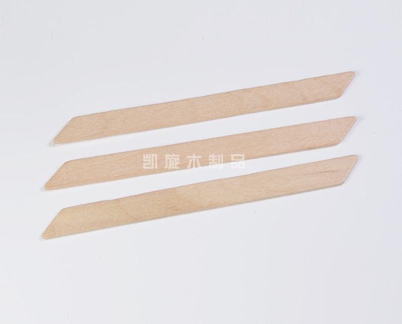 木质美容签
