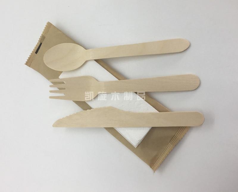 一次性木质餐具批发
